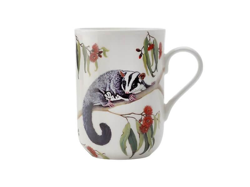 879011572e2 Cashmere Animals of Australia Mugs 300ML Sugar Glider
