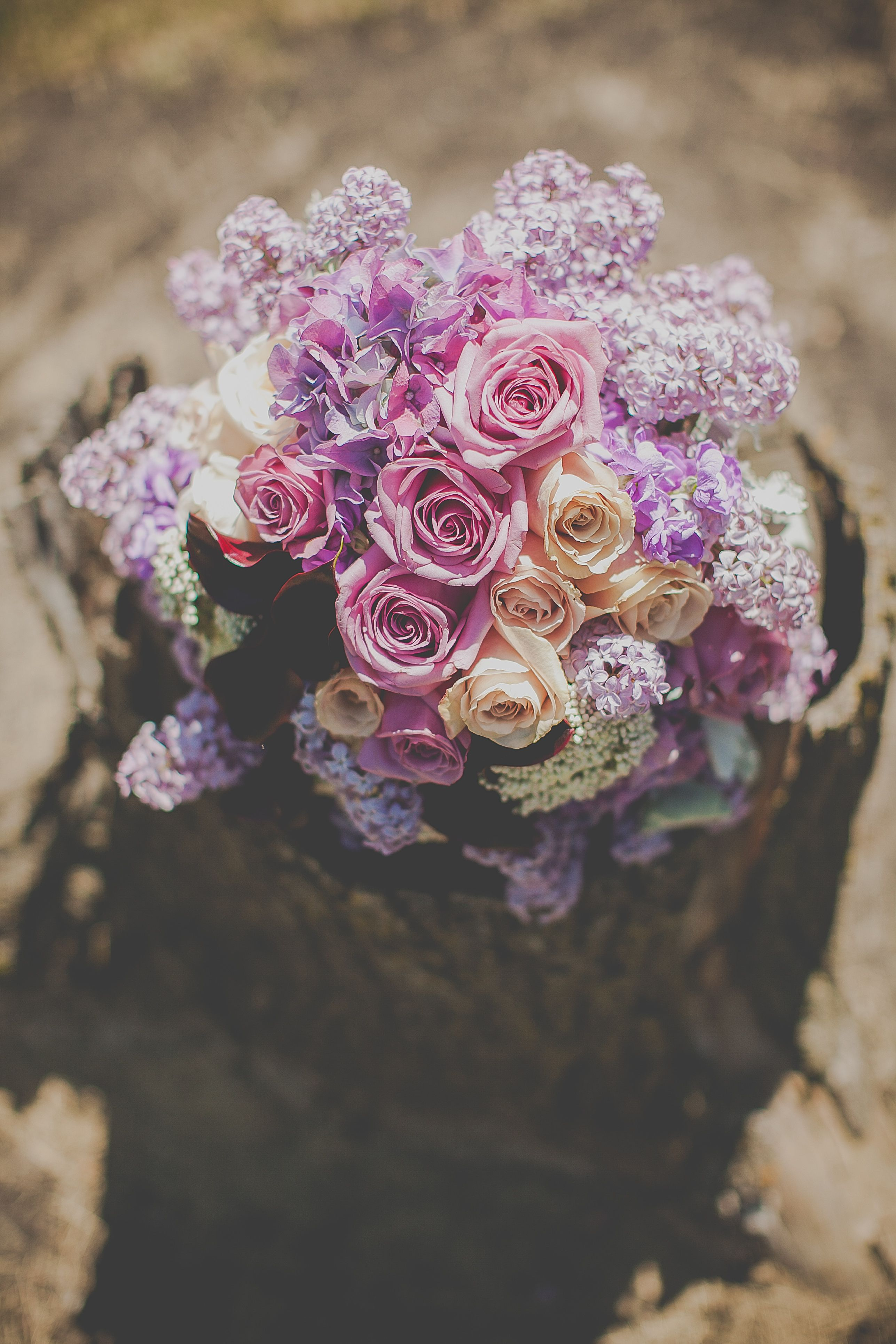 Lilac inspired bouquet little flower shop lilac flowers