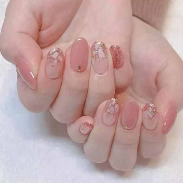Wedding nail design for bride 2020 - urattractive Blog