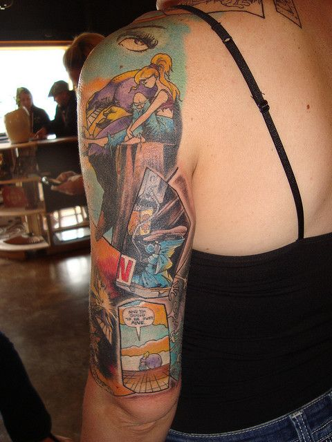 a7e413d3a5f6 The Maxx half sleeve by locustofthesea