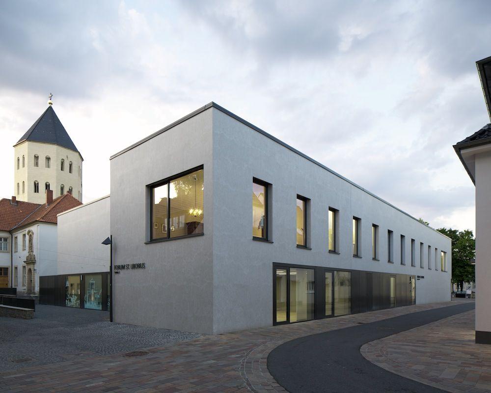 Schilling Architekten schilling architekten forum st liborius gebäude