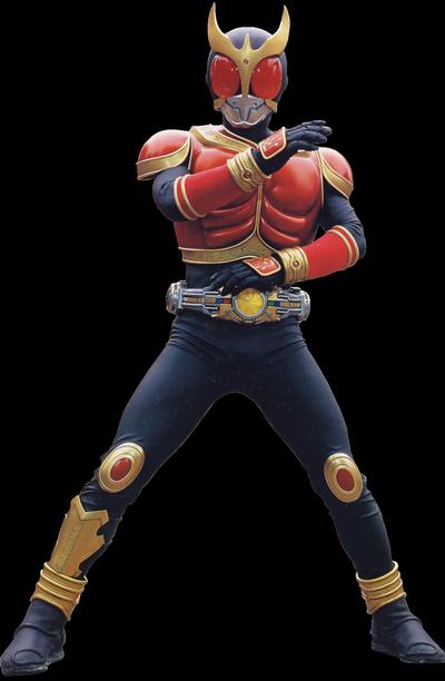 Kamen Rider Kuuga Rising Mighty render by Zer0stylinx(画像あり