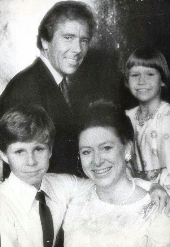 princess margaret husband and children