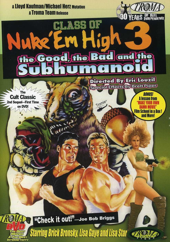 Class Of Nuke Em High Part 3