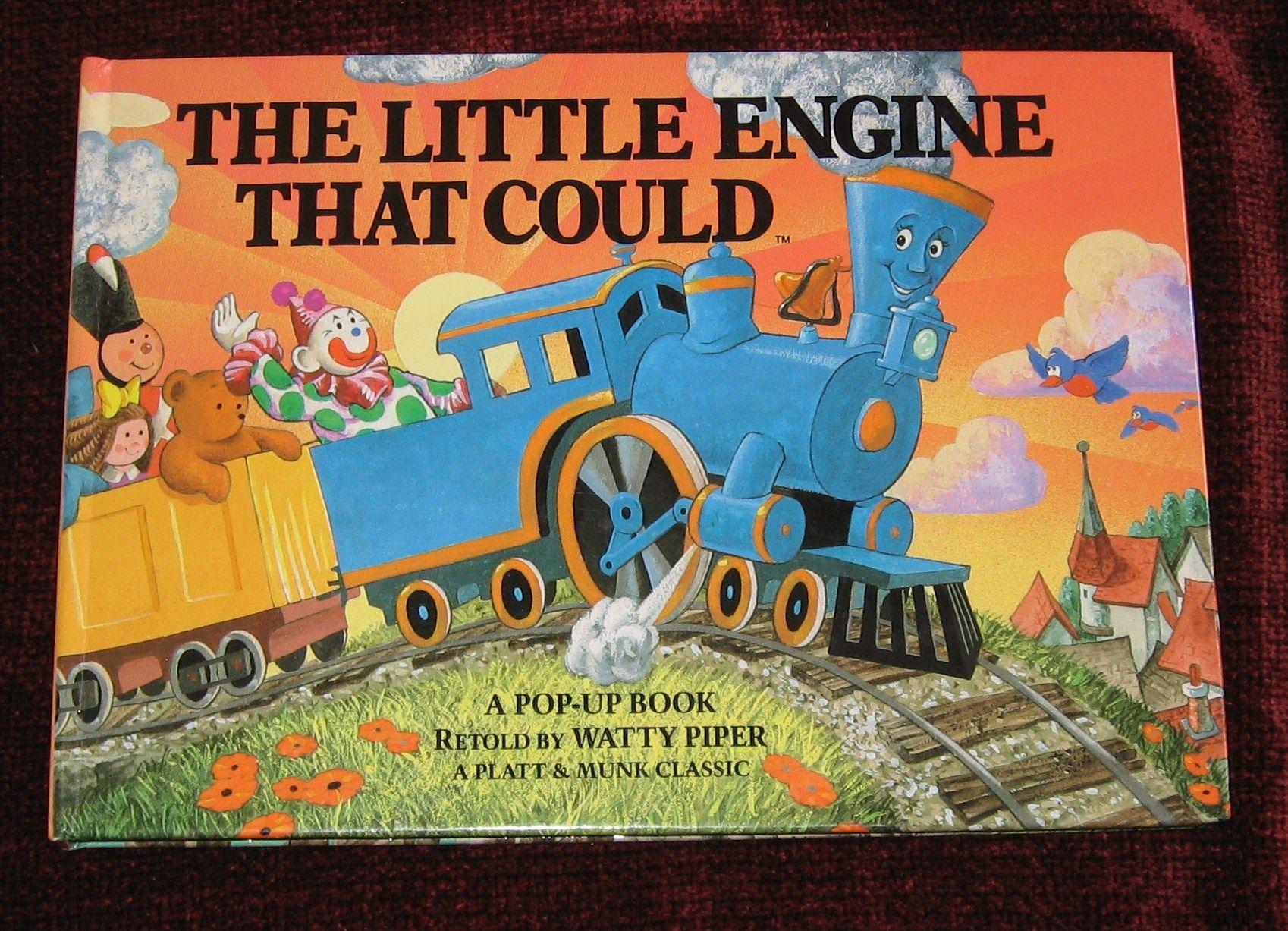 Image Result For The Little Engine That Could Book