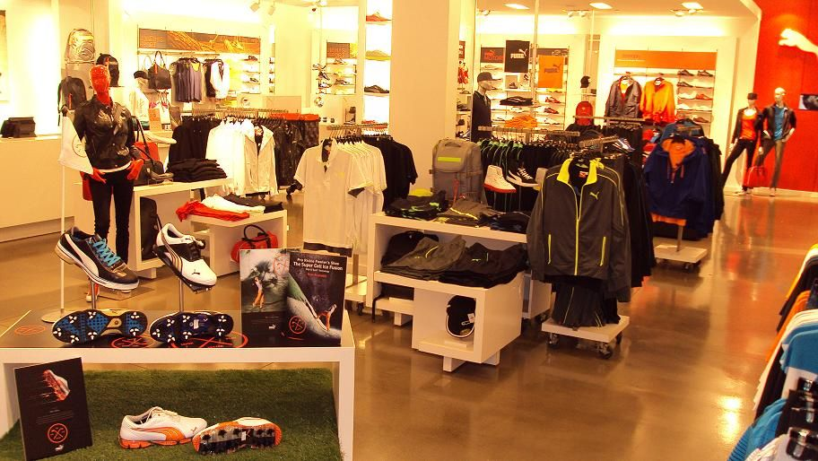 is there a nike store in aventura mall