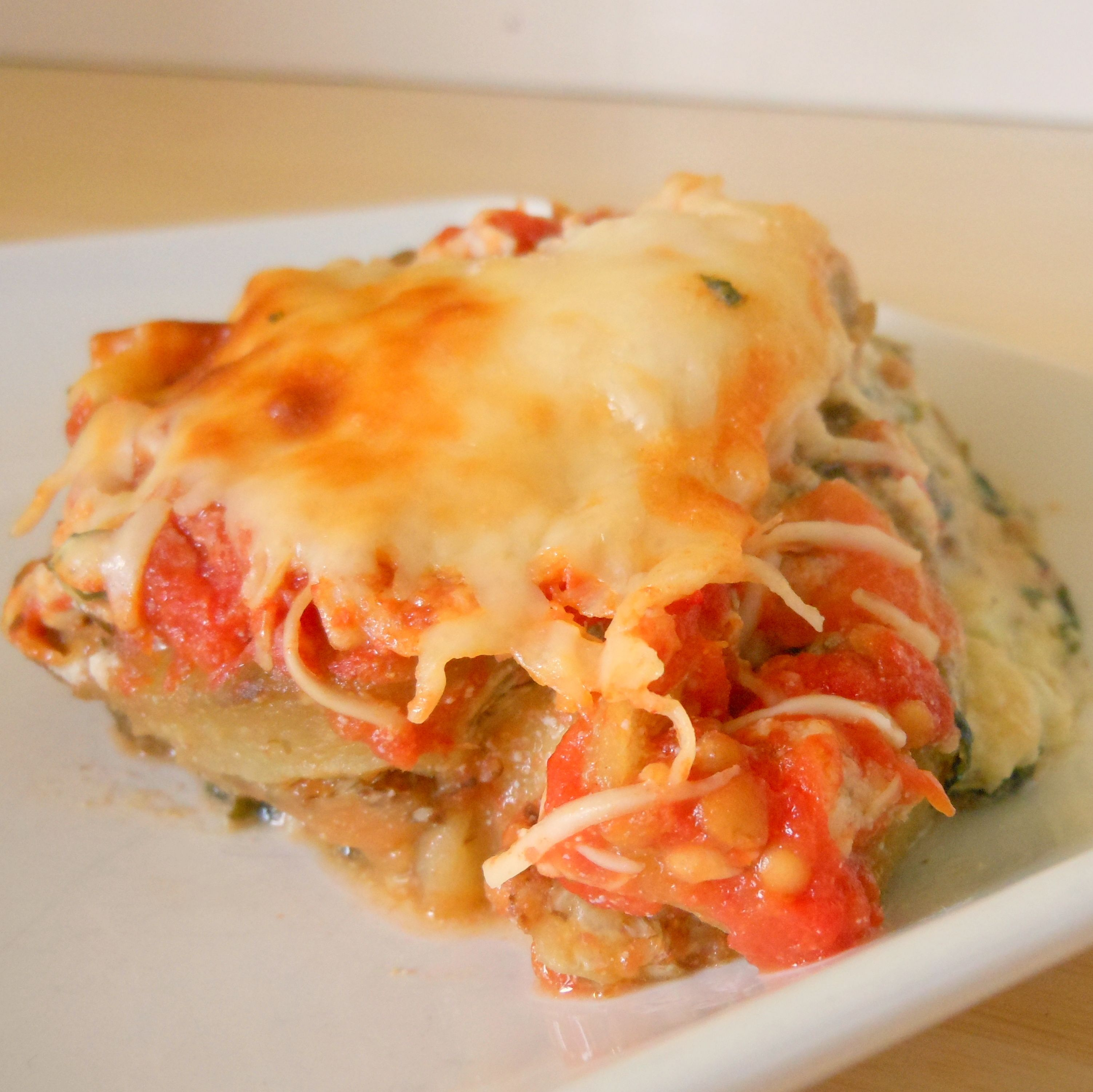 """6 Excellent Lasagnas, Minus The Noodles I """"Get all the saucy, cheesy goodness you love in your lasagna without the pasta. Maybe you're cutting carbs, shunning gluten, or you just ran out of noodles. Whatever. These recipes are for you."""""""