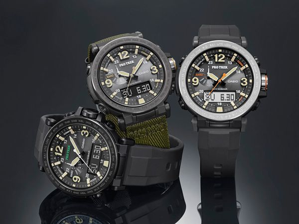 dd4ddb7f5 Official] ProTrek PRG-600 with Safari-Inspired Styling Release | G ...
