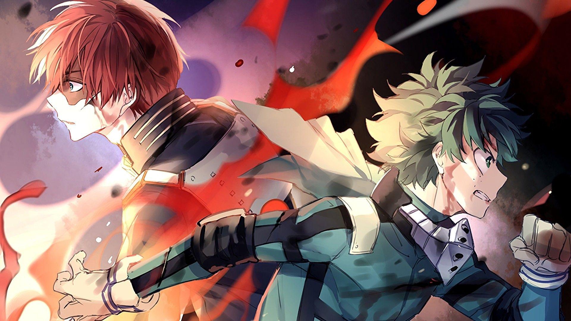 Boku No Hero Anime Wallpaper My Hero Hero Wallpaper