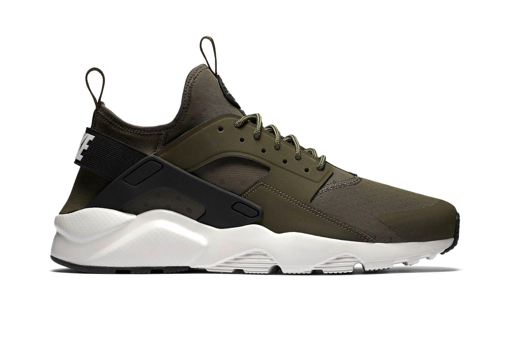 low priced 32ffb a666c Nike, Air Huarache Ultra, cargo khaki, cargo green