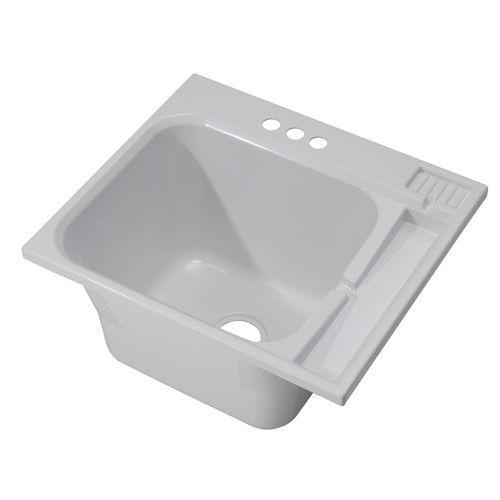 25 X 22 Drop In Laundry Sink Laundry Room Sink Sink Drop In Sink