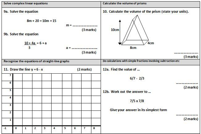 math worksheet : gcse maths worksheet 3  maths gcse  pinterest  gcse math gcse  : Ks3 Math Worksheets