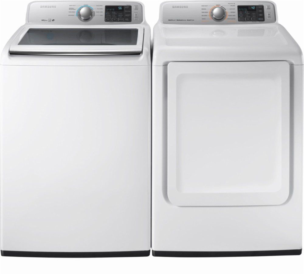 Dryers 71254 Samsung Washer And Dryer Set Buy It Now Only 800 On Ebay Dryers Samsung Washer Dryer Samsung Washer Gas Dryer Dryer