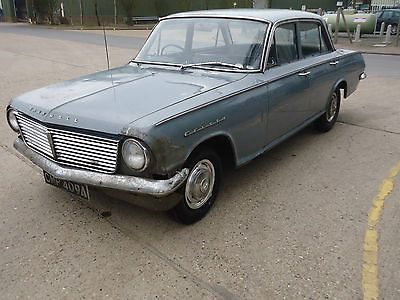 Vauxhall Cresta 26 Pb 1963 Barn Find For Restoration Only 12000 Miles