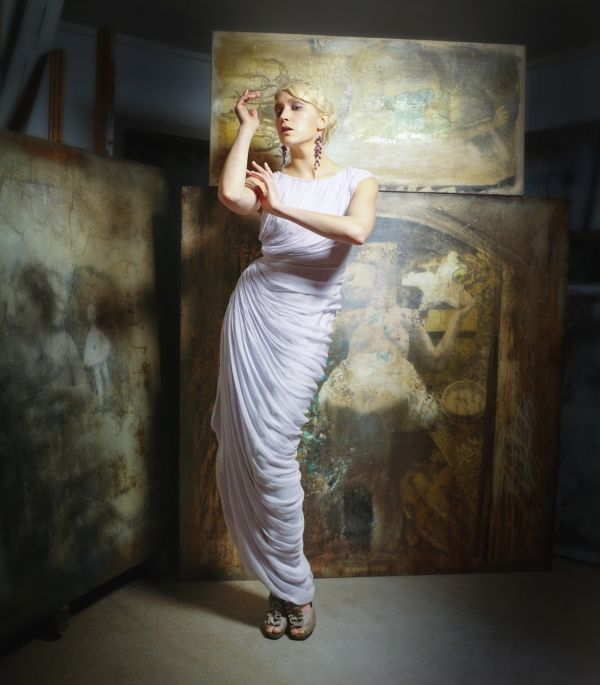 "Ava from LEILA HAFZI Royaye Sefid I ""Bright Dreams"" 2011"
