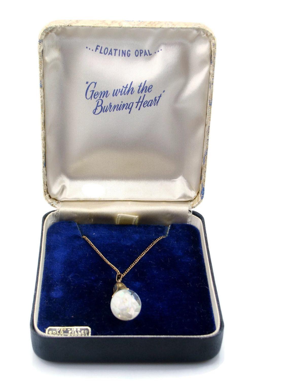 Opal Stone Necklace Opal Necklace Australian Opal Necklace Opalite Necklace Opal Crystal Necklace Opal Crystal Opalite Crystal
