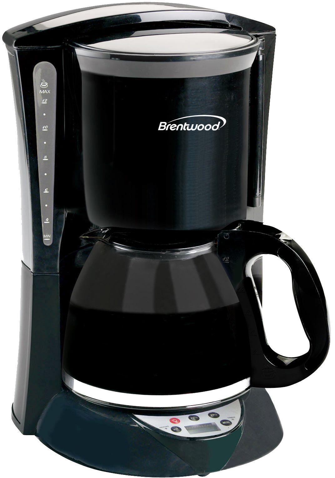 Brentwood Appliances Digital Coffee Maker Coffee maker
