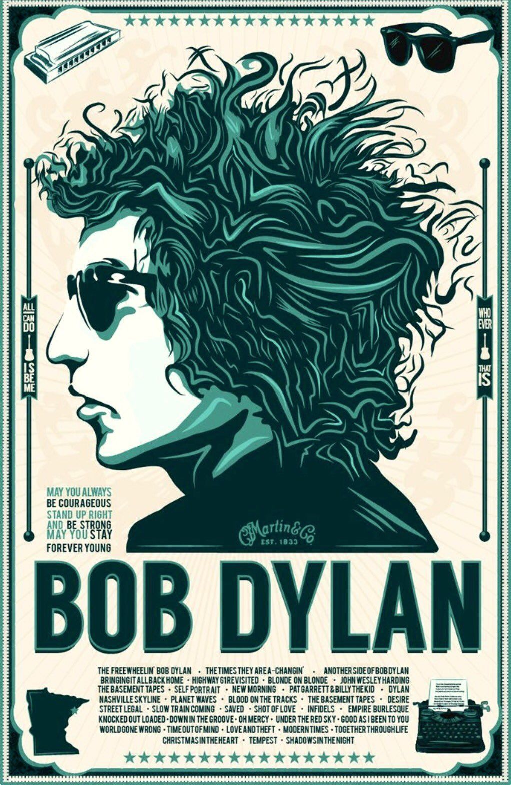 Cool Vintage Music Posters