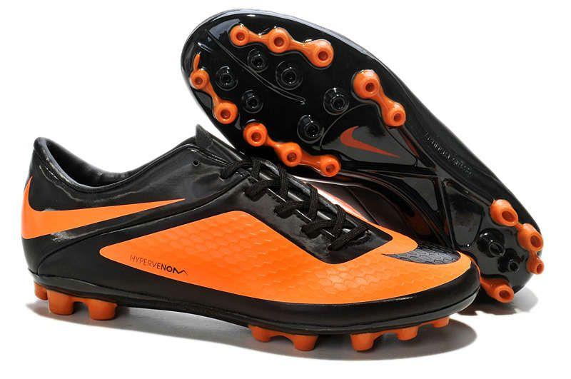 sale retailer c93f2 ed059 Best Nike Hypervenom Phelon AG Football Boots Sale Black Citrus