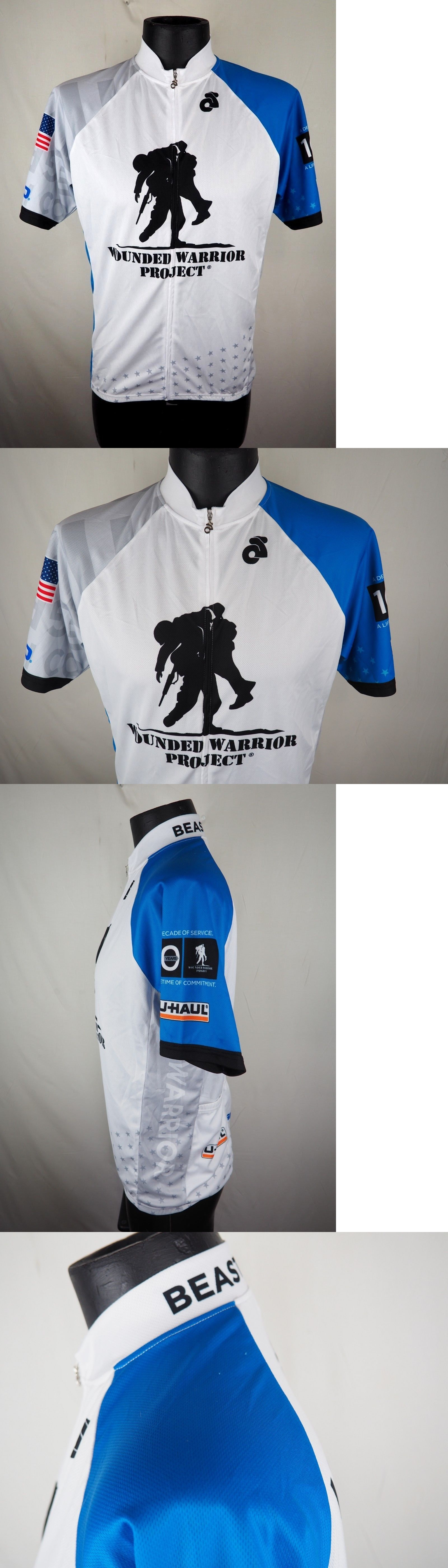 Cycling Clothing 158990  Nwt Men S Champ Sys Wounded Warrior Project Geico  Trek Cycling Jersey Xl Soldier -  BUY IT NOW ONLY   27.99 on eBay! 0beb7d01c