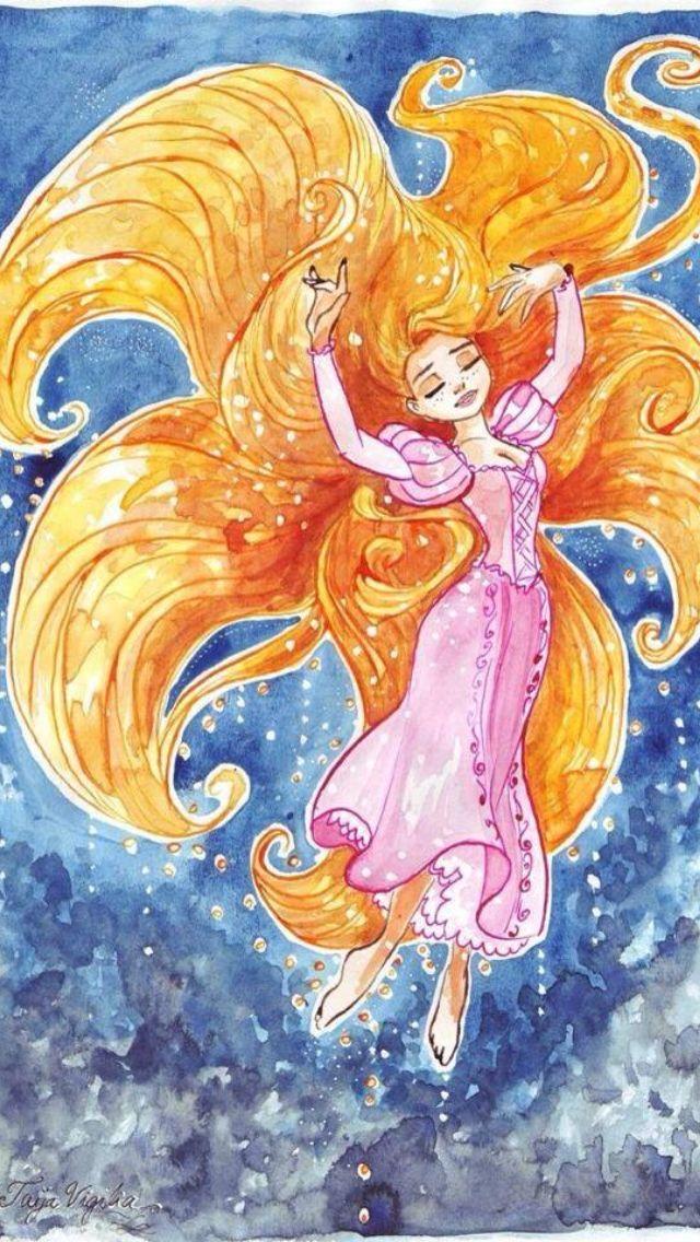 Rapunzel tangled pinterest raiponce princesse disney et disney - Reponse la princesse ...