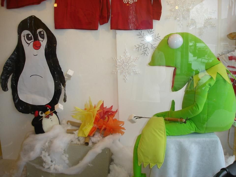The Funky Frog, Children's Resale Boutique's Fire and Ice Festival 2014
