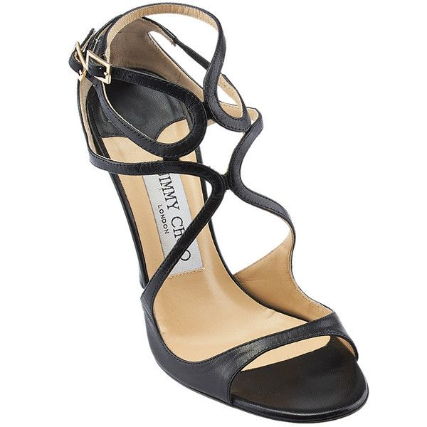 Pre-owned - Sandals Jimmy Choo London