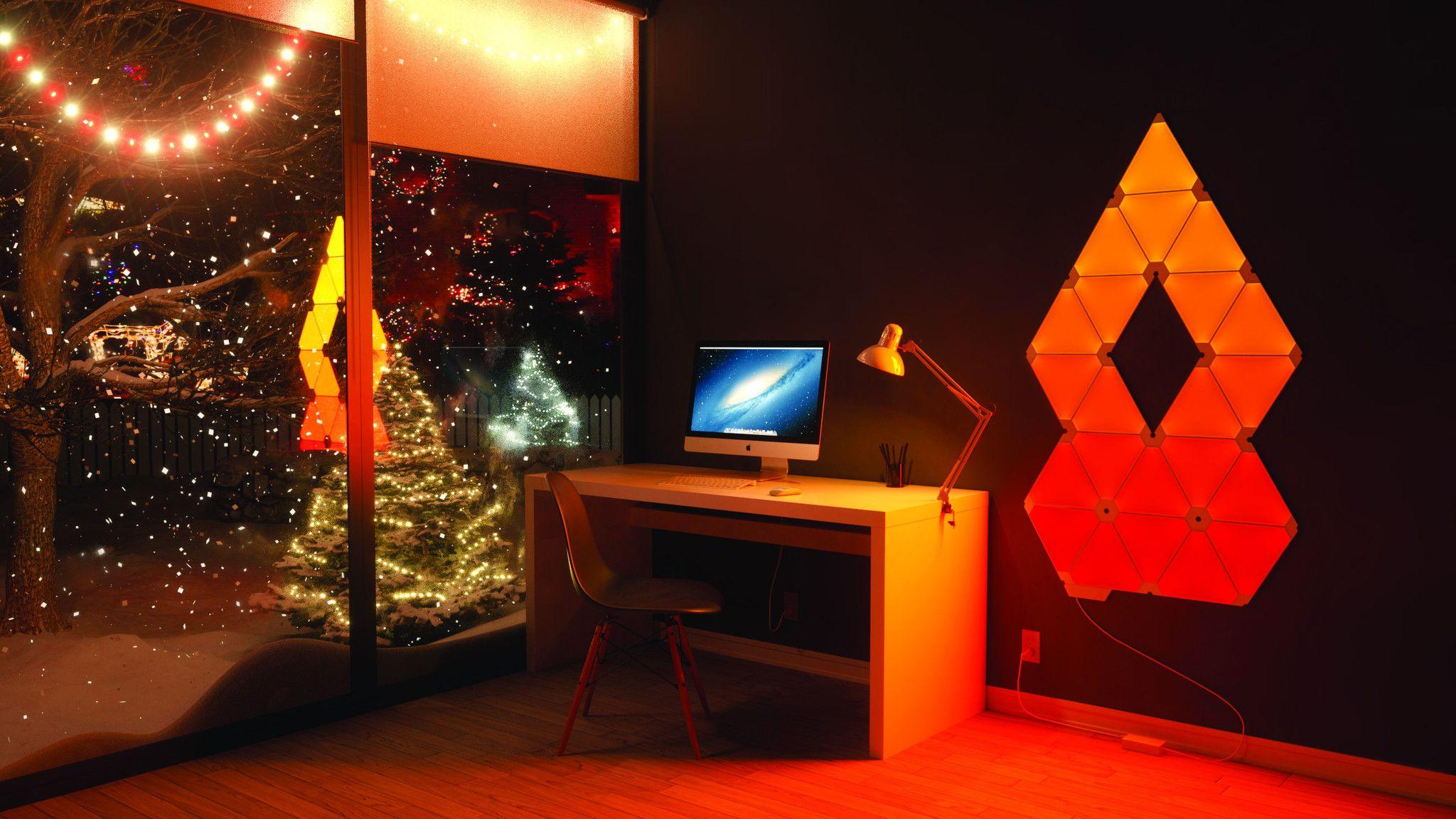 Nanoleaf aurora smarter kit panels nl tw pk in