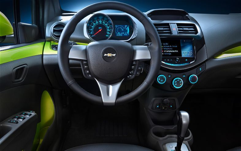 2013 Chevrolet Spark Steering Wheel Chevrolet Spark Autos Coches