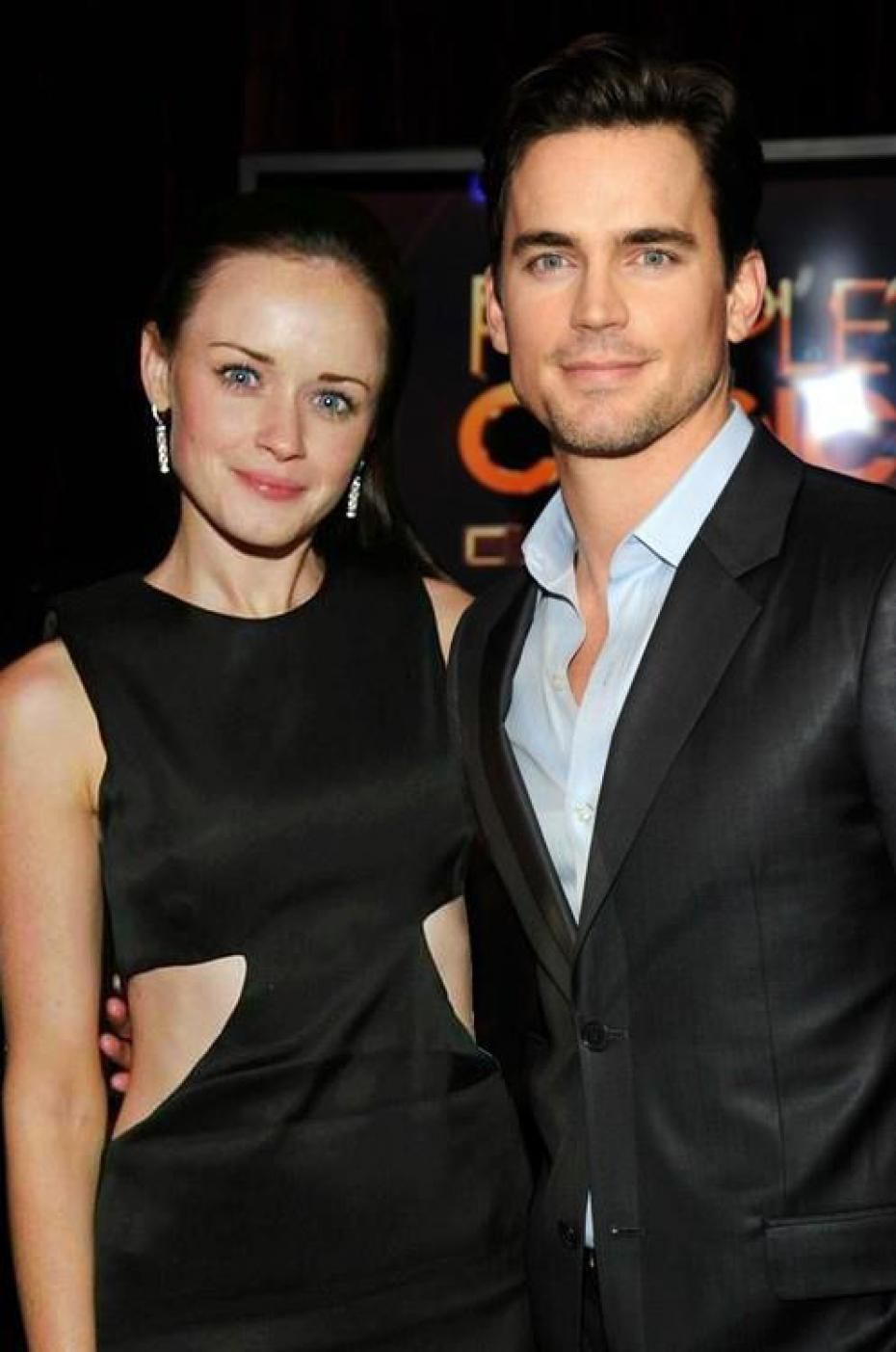 Matt Bomer And Alexis Bledel They Would Make Awesome Christian