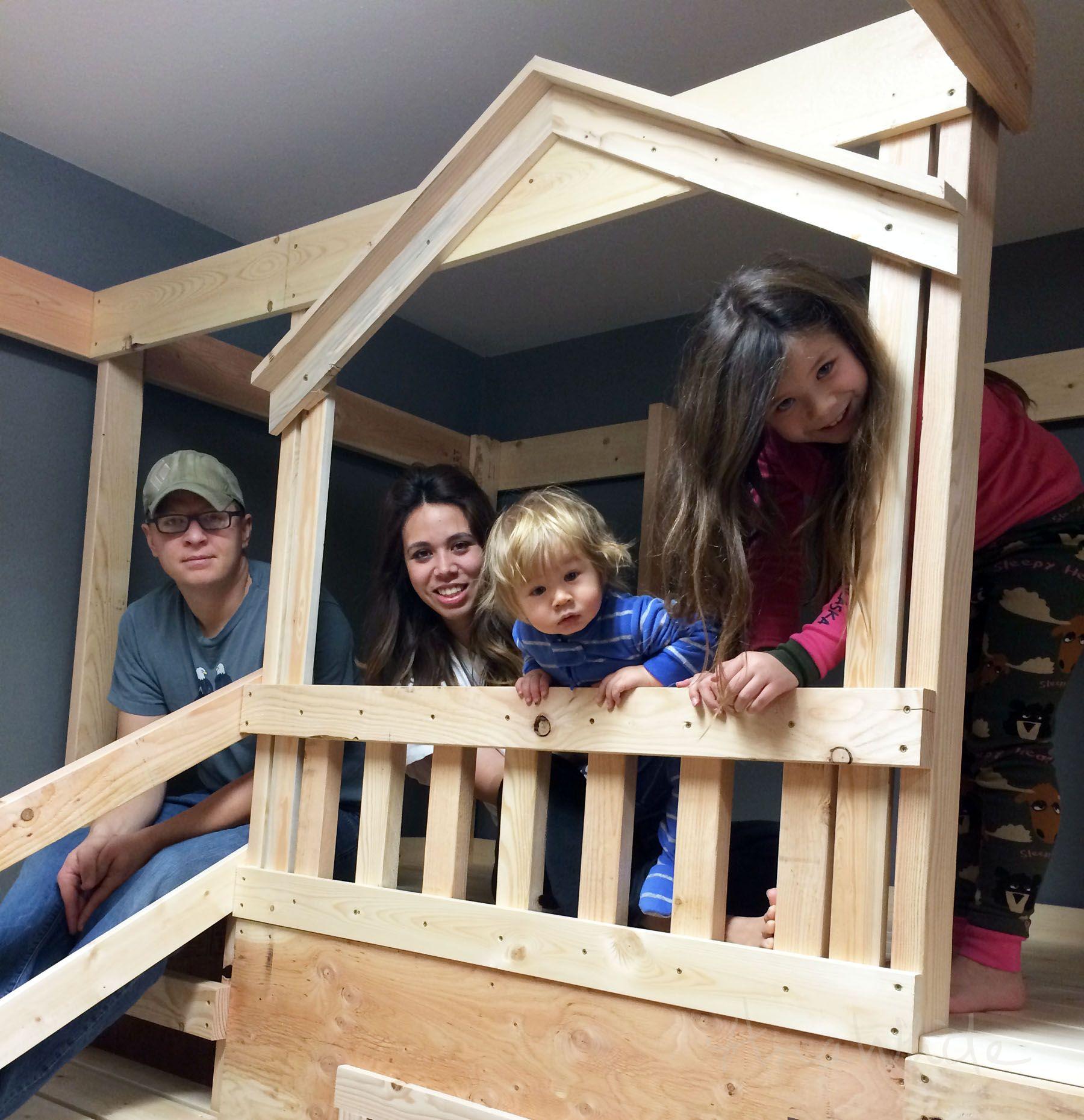 Diy basement indoor playground with monkey bars diy