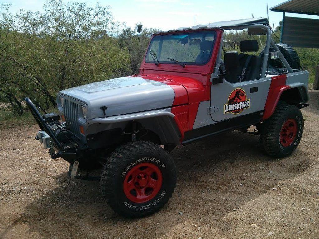 sale jurassic for pin jeep pinterest jeeps park