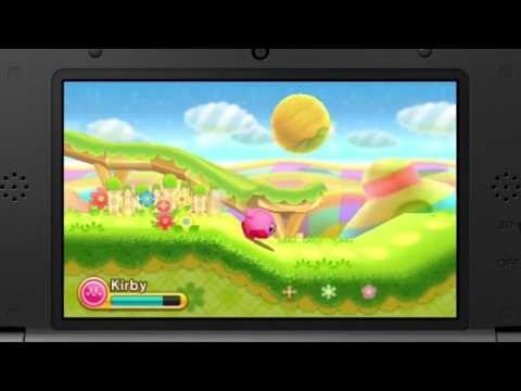 Kirby - Triple Deluxe op Nintendo 3DS