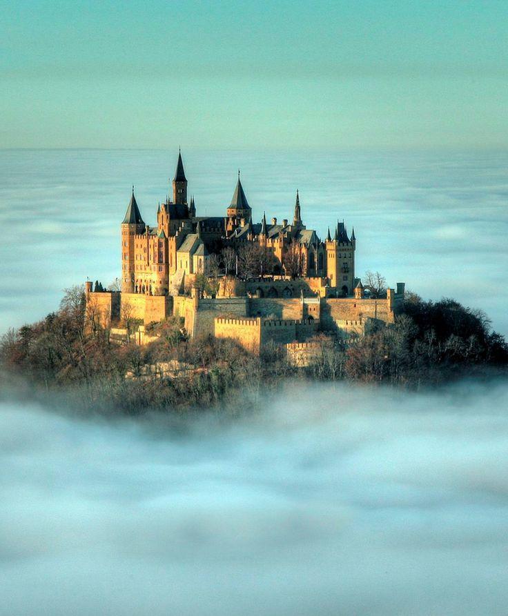 Burcht Hohenzollern - Hechingen, Duitsland