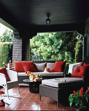 pretty porches inspiring interiors - Pretty Porches And Patios