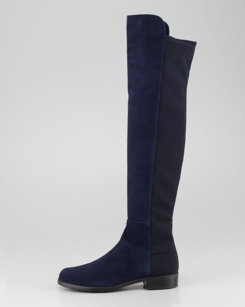 Extended calf boots