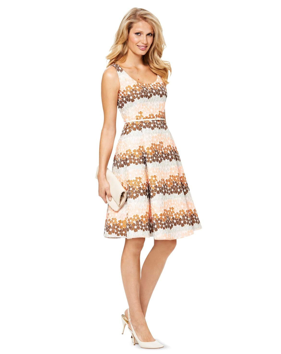 burda style, Schnittmuster, Prinzess-Kleid F/S 2015 #6758B, Toller ...