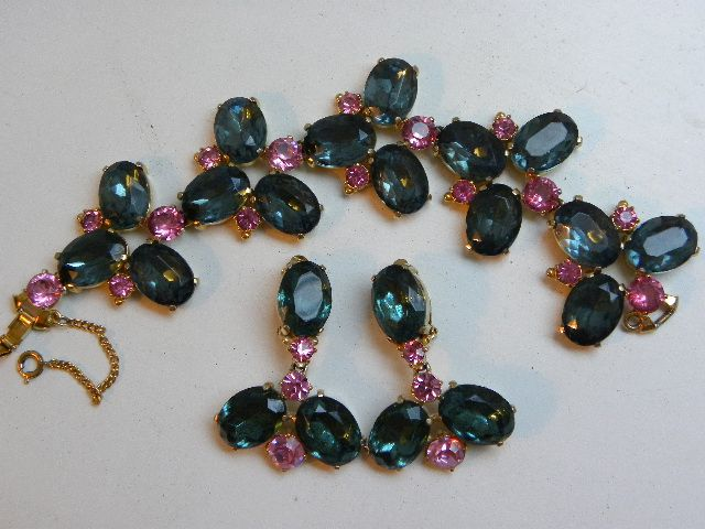Elsa Schiaparelli Very Vintage Jewelry Vintage Designer Costume