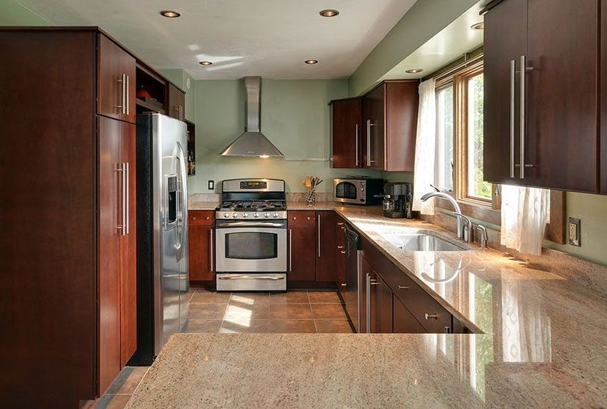 25 Cherry Wood Kitchens Cabinet Designs Ideas Cherry Wood Kitchens Cherry Wood Kitchen Cabinets Cherry Wood Cabinets