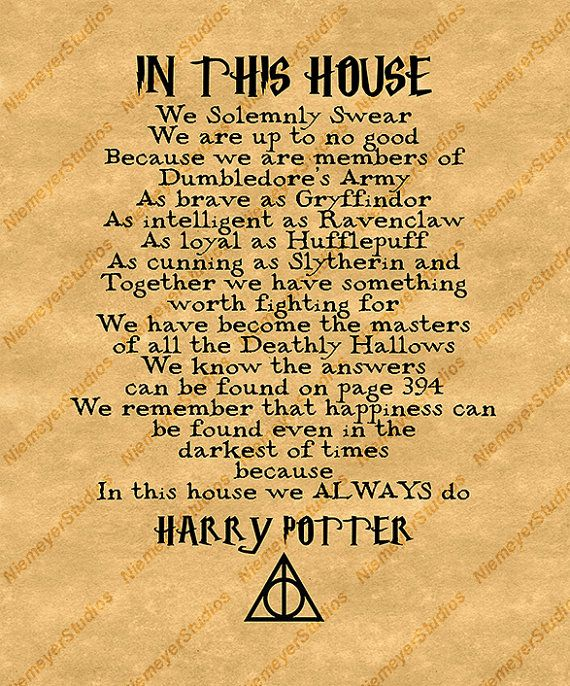 In This House We Do Harry Potter Computer Wallpaper Pack In This House We Harry Potter Harry Potter Room