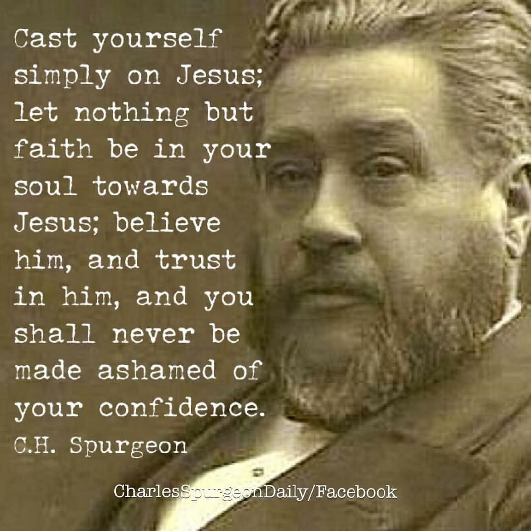 Spurgeon Quotes: Pin By Scott Persons On Sovereign Grace