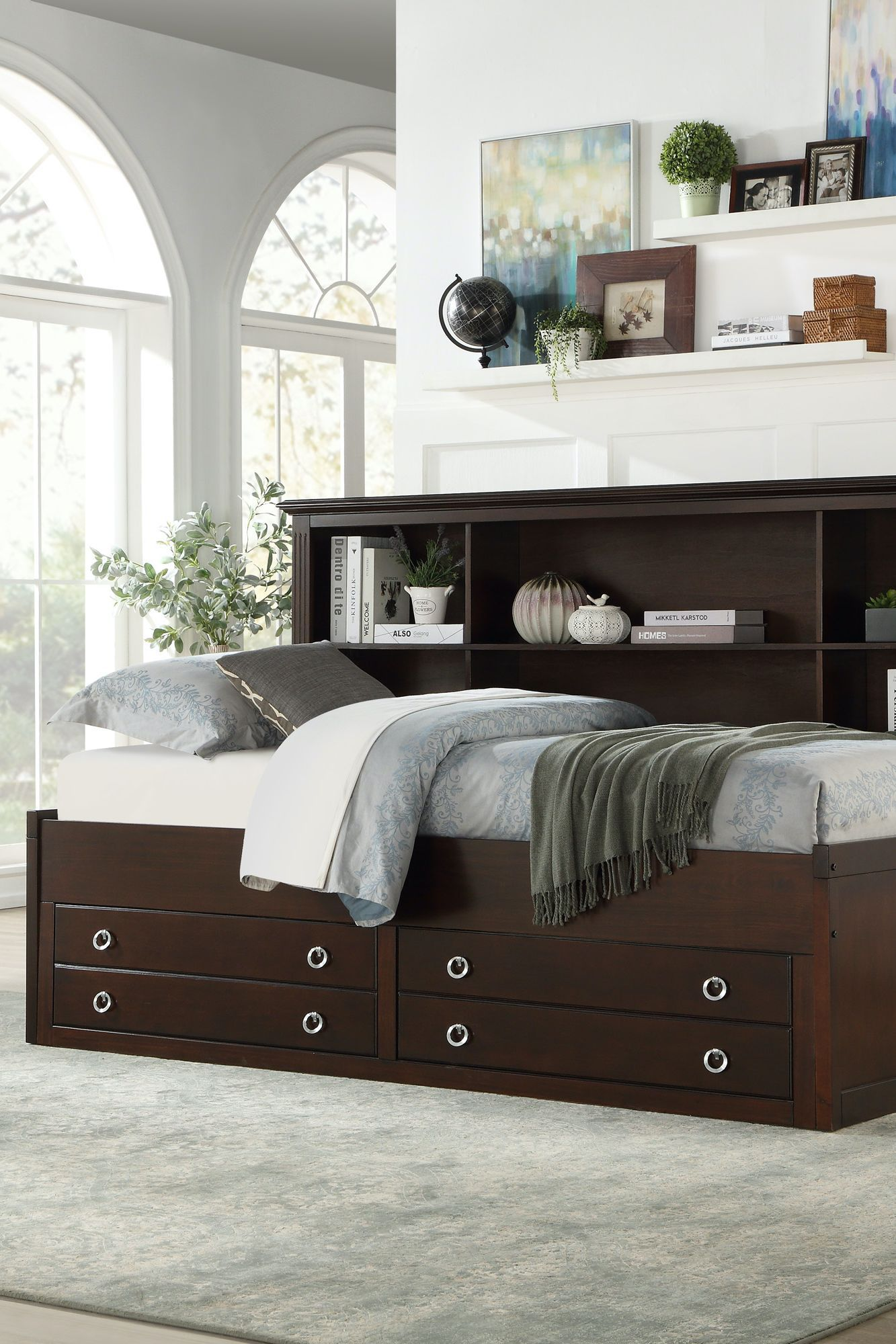 Kate Lounge Storage Bed Rowe Furniture Storage Bed Furniture