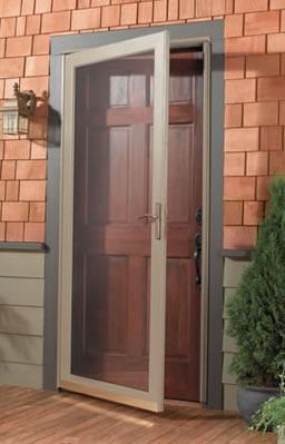 West Coast Windows And Doors Inc Andersen Storm Doors Screen Doors Diy Screen Door Screen Door Mosquito Door Screens