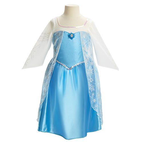 Long Dress Frozen Designs Core Sleeve Disney Elsa Creative OnwvmN80
