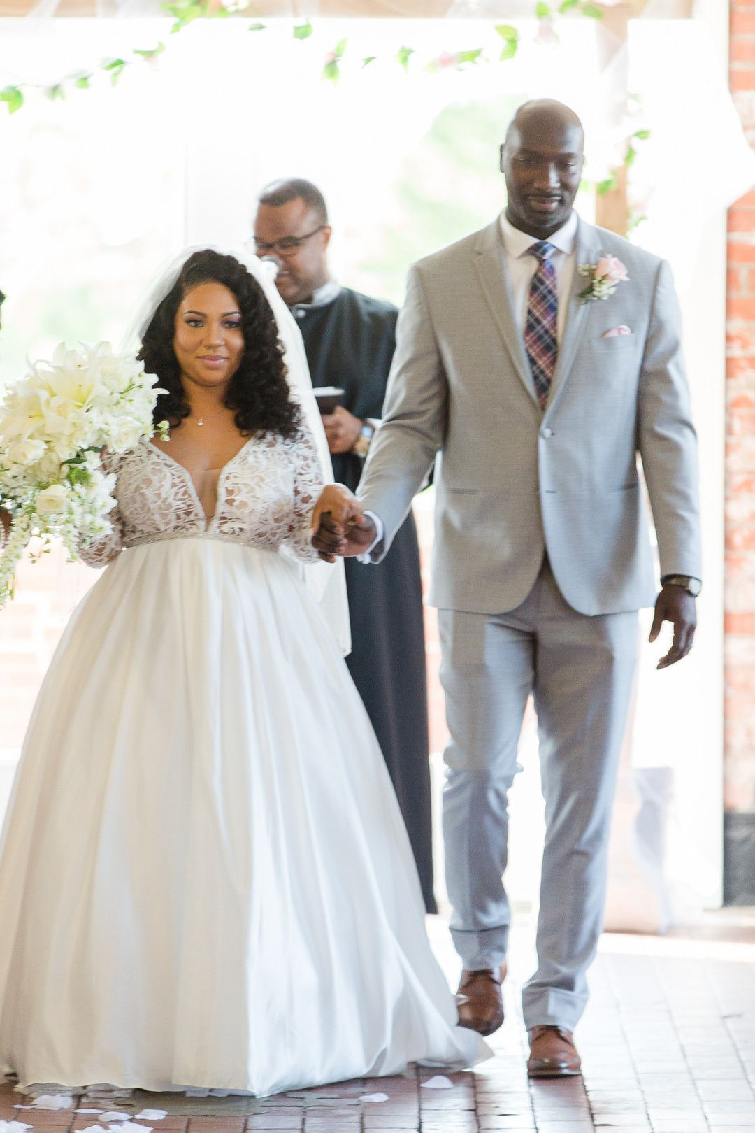 Blush Blue And Copper Louisville Wedding Gina Wendell