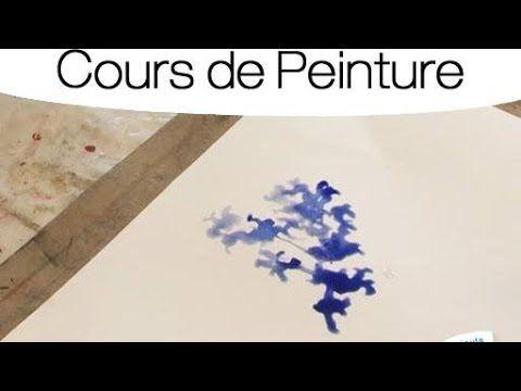 Apprendre A Peindre Un Arbre A L Aquarelle Aquarelle Apprendre