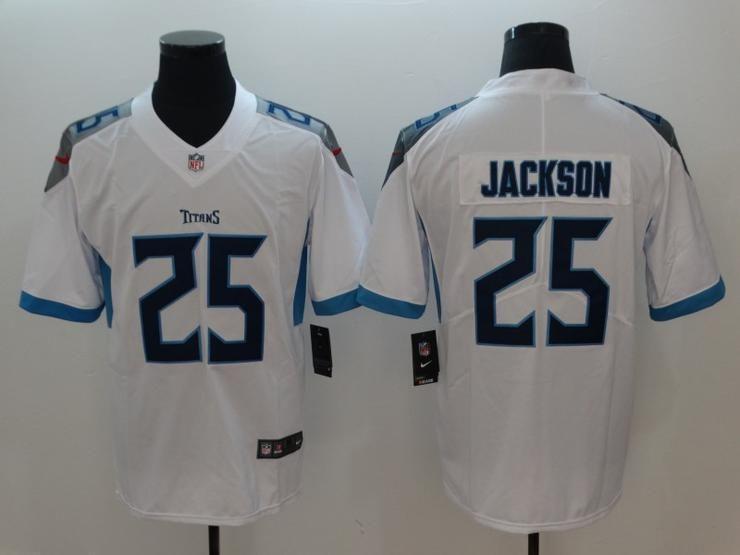 watch 70806 640dc Men 25 Adoree Jackson Jersey Football Tennessee Titans ...