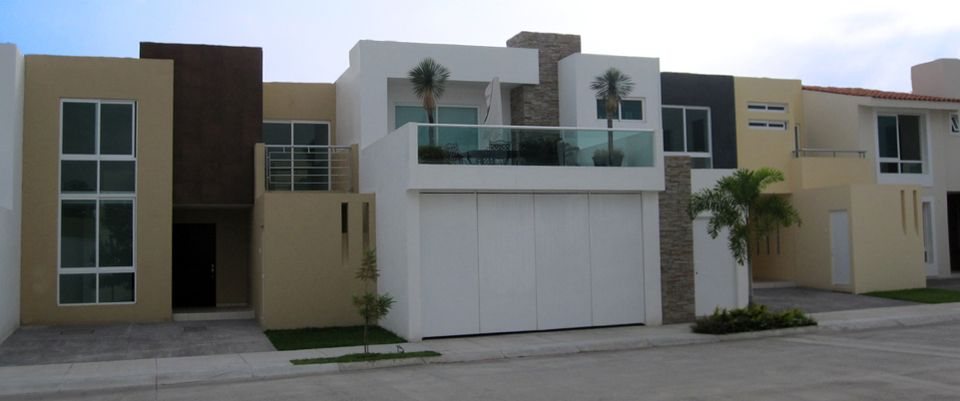 Pintura para exteriores buscar con google fachadas for Pintura exterior para casas modernas