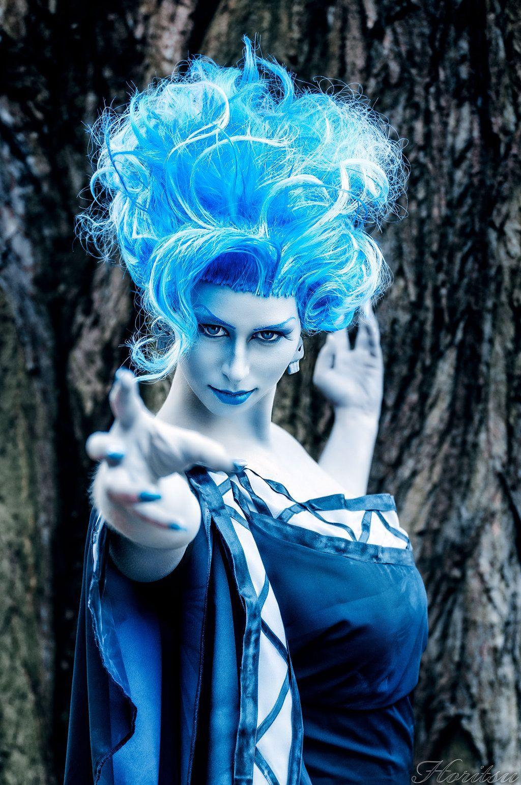 Female hades hercules by horitsu cosplay best cosplay