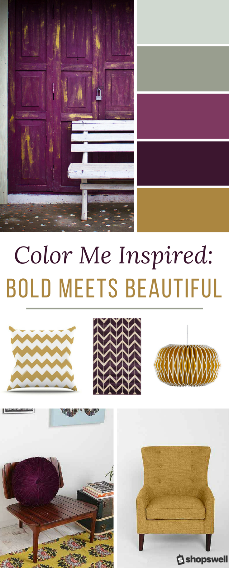 3 Home Decor Trends For Spring Brittany Stager: Color Me Inspired: Bold Meets Beautiful Home Decor
